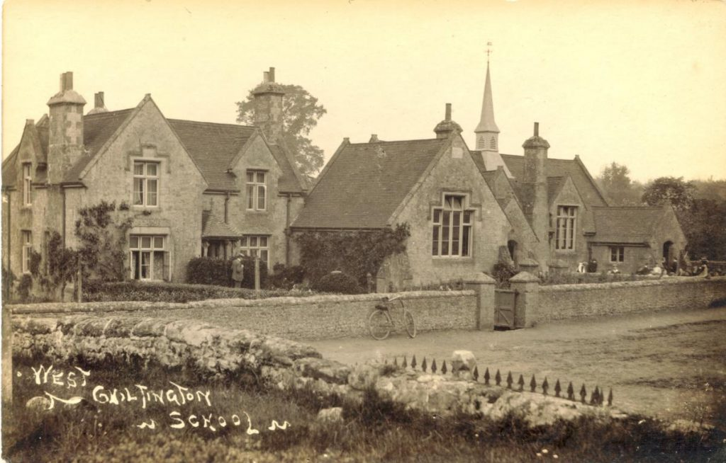 Image of the old school