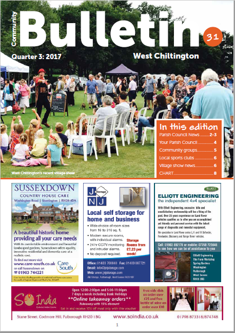 Bulletin Magazine Q3 2017